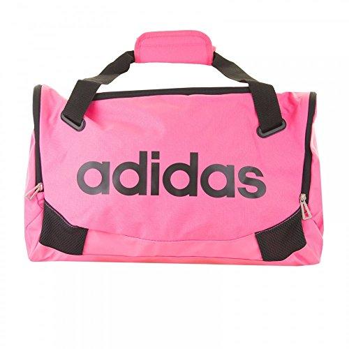 adidas Herren Daily Teambag S Rucksack, Pink (Rossol/Negro/Negro), 24x15x45 centimeters