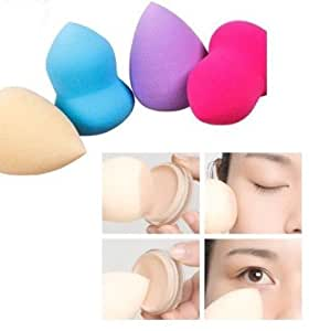 cheeky beauty ultime et r utilisable maquillage ponge applicateur 4pc makeup sponge blender. Black Bedroom Furniture Sets. Home Design Ideas
