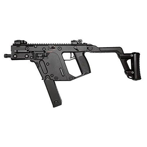 Kriss Vector G2 da softair, nero, Swat / GIGN / GIPN / Forze Speciali / Cosplay, potenza 0,5 J