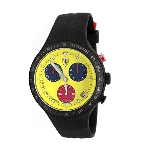 Ferrari Reloj Pit Crew fe-01-yw