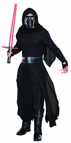 Imagen de star wars  disfraz kylo ren deluxe para adulto, talla unica rubie's spain 810669  alternativa