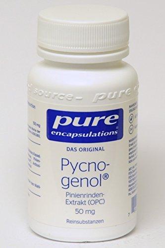 PURE ENCAPSULATIONS Pycnogenol 50 mg Kapseln 60 St