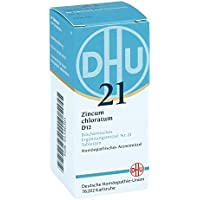 Biochemie Dhu 21 Zincum chloratum D 12 Tabletten 80 stk preisvergleich bei billige-tabletten.eu