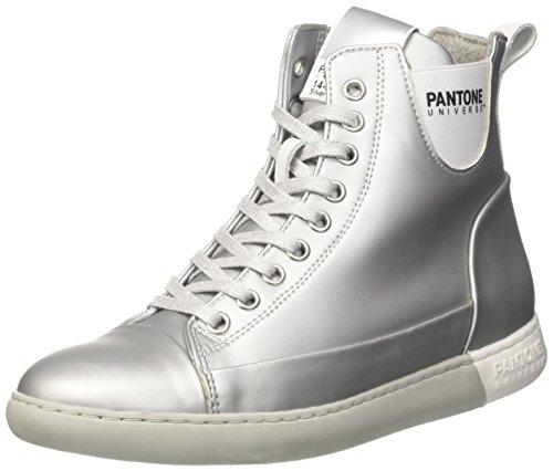 Pantone Tokyo, Montantes Mixte Adulte Argento (Silver)