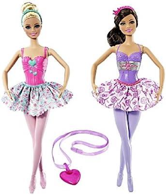 Poupée Barbie - Coffret 2 ballerines Casse-Noisette Casse-Noisette Casse-Noisette + Collier B00OM8ITAY 7b555d
