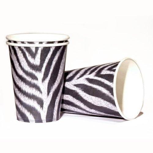 A * für eine tolle Safari-Party (Zebra-geburtstags-party)
