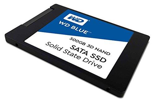 WD Blue 3D NAND SATA SSD Unità allo Stato Solido Interna 2.5