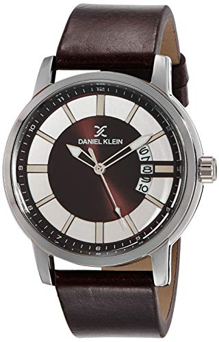 Daniel Klein Analog Multi-Colour Dial Men's Watch-DK11836-4