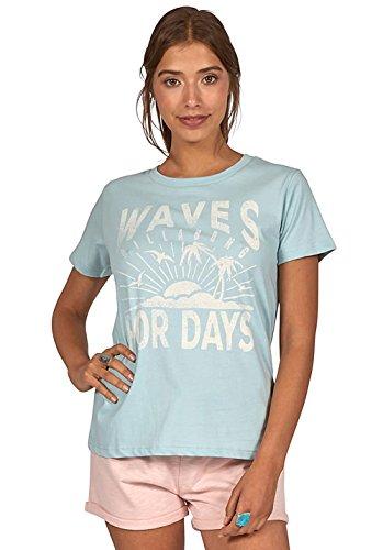Billabong First, T-Shirt Damen XS Lit Flo Pas Fru Preisvergleich