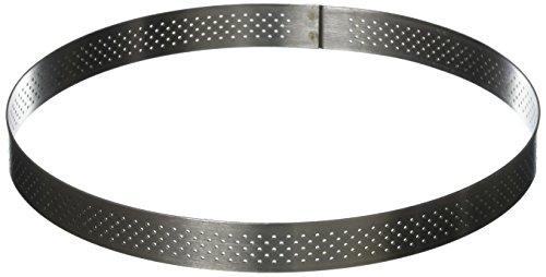 De Buyer 3099.08 Rahmen, Edelstahl, silber, 21 x 21 x 1,9 cm