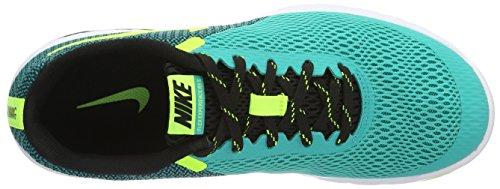 Nike Damen Wmns Flex Experience Rn 5 Turnschuhe Verde (Clear Jade/Volt/Black/White)