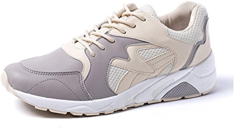 YIXINY Deporte Zapato Tendencia Calzado De Hombre Deportes Y Ocio Desodorante Acogedor Juventud Estudiante Mezclar