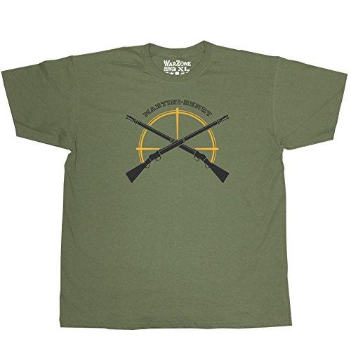 Nicram Designs Herren T-Shirt GREEN + Black/Yellow Logo