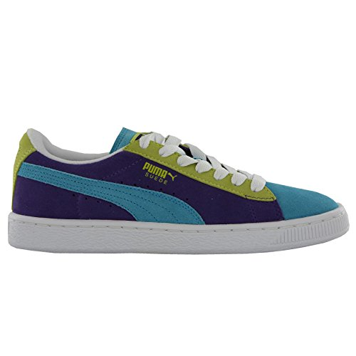 Puma Suede Multi Youths Trainers Multi ix7FB6