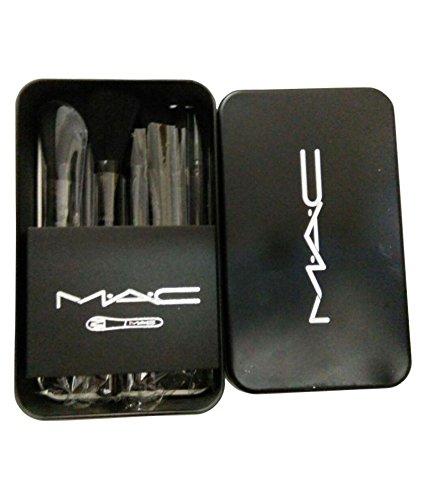 ELEGANCIO Mac Makeup Brush Box+1 Lip Pencil
