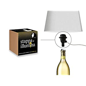 Flaschen-Lampen-Kit Für Wein Champagne Magnum Dom Perignon Ruinart Krug Armand de Brignac Veuve Clicquot Bier
