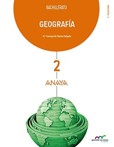 Geografía. (Aprender es crecer en conexión) - 9788469813430 por Mª Concepción Muñoz-Delgado y Mérida