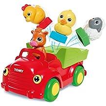 """TOMY """"Sortier' und Lern' Bauernhof Tiere"""" - hochwertiges Spielzeug für Kinder - ab 12 Monate"""