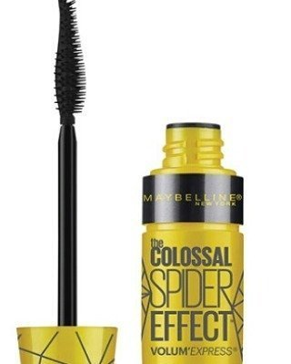 ONLY 1 IN PACK Maybelline Volum' Express The Colossal Spider Effect Mascara, 220 Classic Black by Maybelline