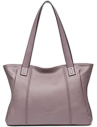 On Clearance - Figestin Women Leather Tote Purse Designer Top Handle Satchel Shoulder Bags For Ladies - B075ZN8XBW