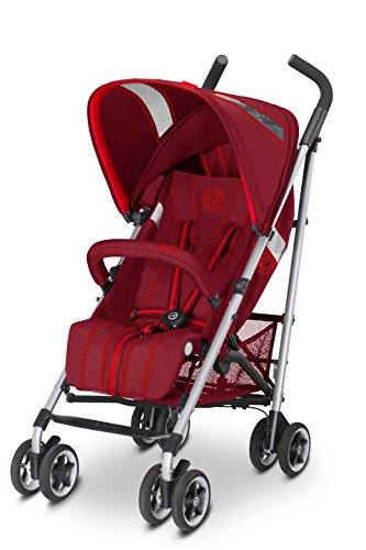 cybex-onyx-poussette-mars-red-rouge