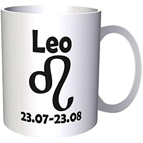 Leo Segno zodiacale novità divertente 33 cl Tazza a91