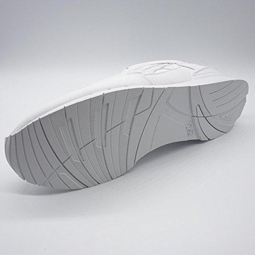 Asics Gel-Atlanis, Baskets Basses Mixte Adulte Weiß