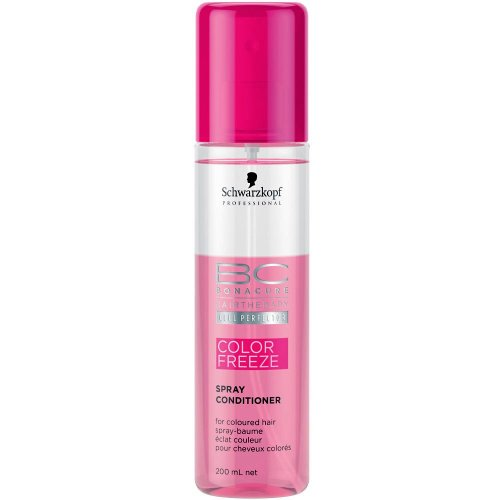 Schwarzkopf BC COLOR FREEZE Spray Conditioner 200 - Bc Spray Conditioner