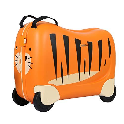 American Tourister Skittle Nxt Polypropylene 50 cms Orange Kid's Luggage (FH0 (0) 96 001)