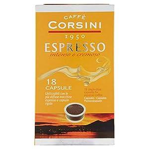 Caffè Corsini Capsule Fap Espresso - Confezione da 18