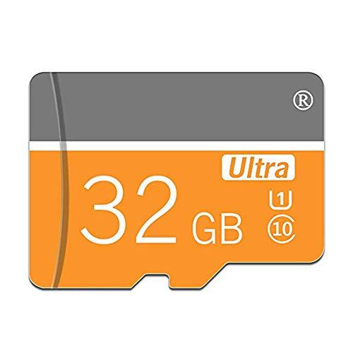 Micro SD-Karte, Speicherkarte MicroSD Hochgeschwindigkeitsübertragung mit Adapter-Speicher-Ultra