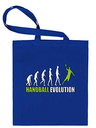 HANDBALL EVOLUTION 742 Stoffbeutel (Blau-Blau)