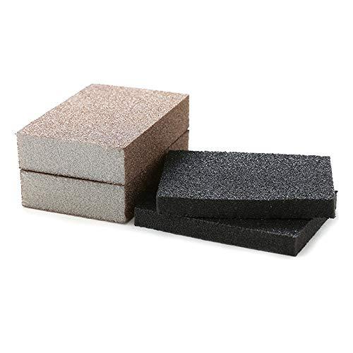 BianchiPamela Polierschwamm Sand Block Holz Möbel Handwerk Modell (Für Handwerk Holz-blöcke)