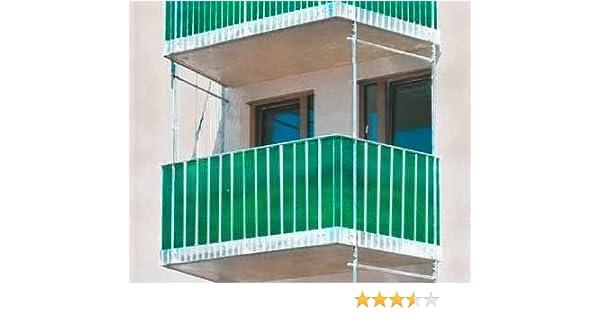 Sichtschutz Fur Balkon Und Gartenzaun Grun Niedrig Amazon De Garten