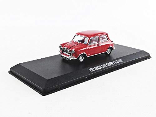 Greenlight Collectibles- Coche en Miniatura de colección, 86550, Rojo