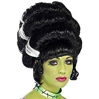 DISBACANAL Peluca Novia de Frankenstein