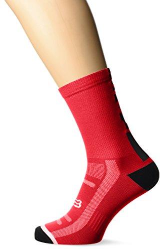 Preisvergleich Produktbild Fox Socken 8 Logo Trail Flame 18464-122-L/XL, Red, Größe L/XL