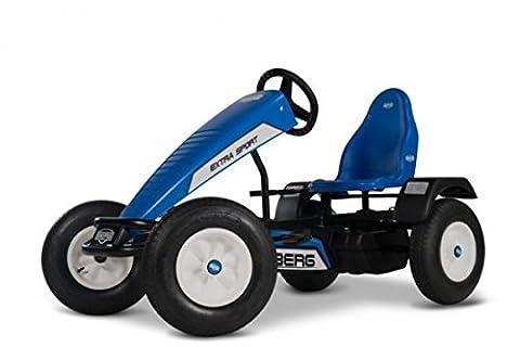 BERG GoKart Extra BFR-3 Sport blau 07.20.01.00 (Go Kart Hinterachse)