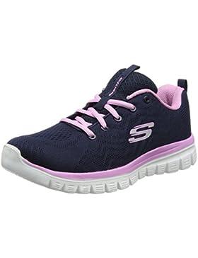 Skechers Damen Graceful-Get Connected Sneaker