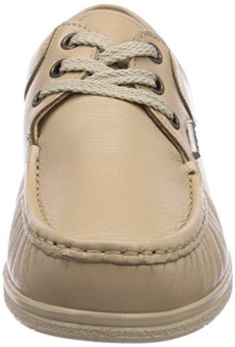 Fischer Damen Bequem-Schuh, Mocassins Femme beige (antilope 703)