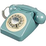 Wild Wood 746 French Telephone - Blue