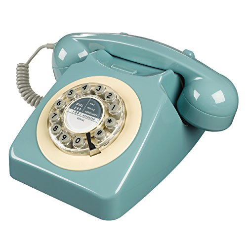 Wild Wood 746 British 60s/70s Telephone - Choice of Colours