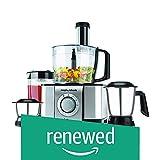 (Renewed) Morphy Richards Icon DLX 1000-Watt Food Processor