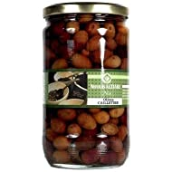 bocal d'Olives de variété cailletier (France) 480 gr