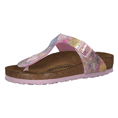 Birkenstock 'Gizeh Kids Toe Separator Acqua Color Multi Sintetico