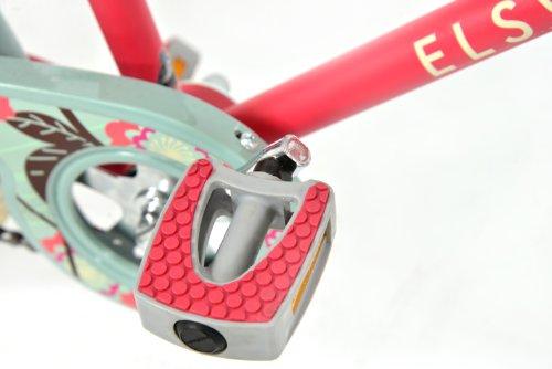Elswick Girls' Harmony 18 Inch Heritage Bike – Scarlet Red, 6-8 Years