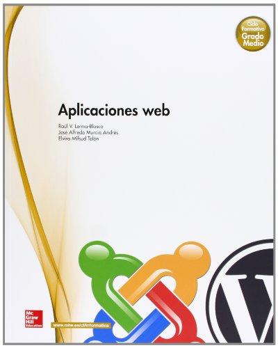 APLICACIONES WEB GM por Raúl V. Lerma-Blasco