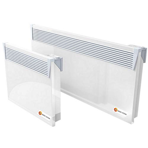 1000 1500 2000 2500 3000 Watt Elektroheizkörper Elektroheizung Wandkonvektor LED Display - Heizgerät