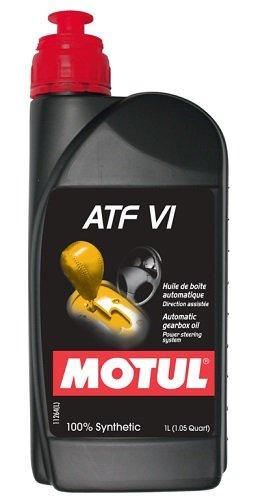 MOTUL ATF VI OLIO CAMBIO AUTOMATICO 100% SINTETICO 1 LT.