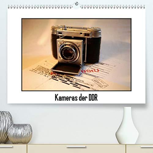 Kameras der DDR(Premium, hochwertiger DIN A2 Wandkalender 2020, Kunstdruck in Hochglanz): Analoge Kameras aus der DDR (Monatskalender, 14 Seiten ) (CALVENDO Hobbys)
